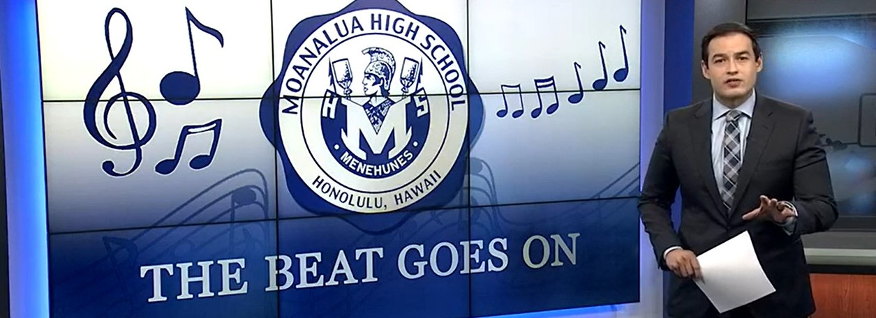 Moanalua Students Featured on Hawaii News Now