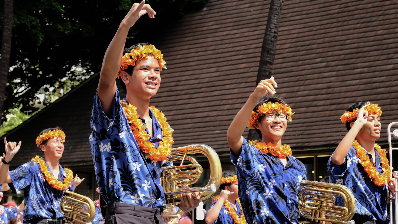 Updated Calendar 6/29 Menehune Marching Band And Color Guard 2021
